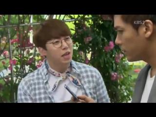 VK  U-KISS Hoon in drama 'Unknown Woman' () cut