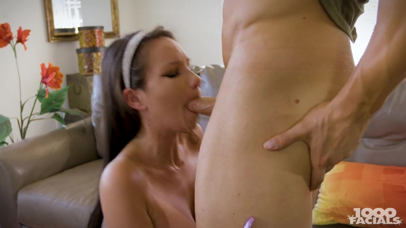 Raven Bay, Social Media Suck, Big Tits Cumshot Facial