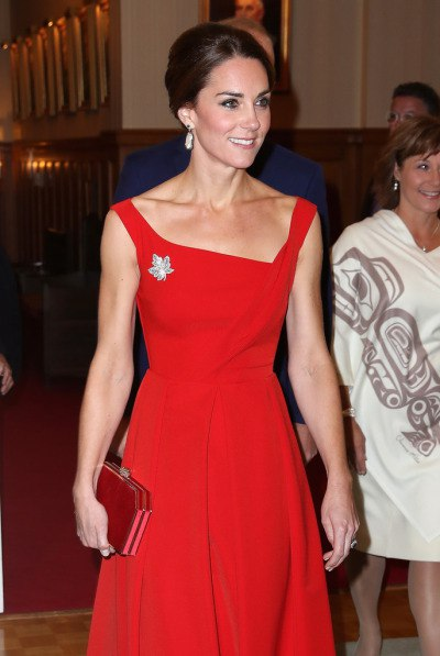 Вечерняя модница 2020 - Кэтрин, Герцогиня Кембриджская
