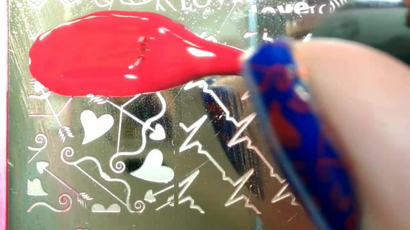 Рисунок с плитки 📌 bornpretty Celebration BPX-L014 ( item ID : 38220)от магазина 👉 @bornprettynailart