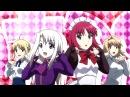 Super☆Affection [すーぱー☆あふぇくしょん] (Carnival Phantasm OP) Full Version (Video: CP Fate Zero)