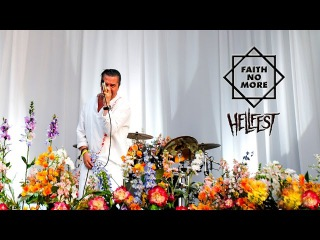 FAITH NO MORE Live At Hellfest