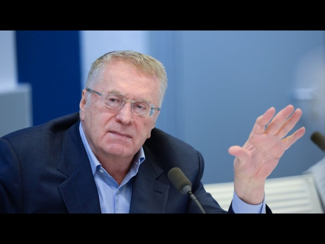 Самая честная речь Жириновского Всё сбывается Враги названы Россия вперёд