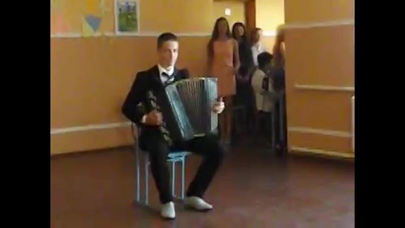 Выпускной в Ворнянской музыкальной школе 2016