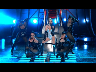 Christina Aguilera - Medley (Live Mtv Movie Awards 2010)