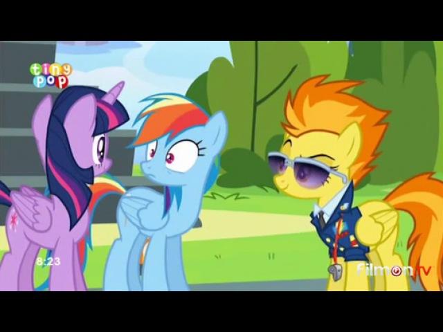 My Little Pony FiM Season 6 Episode 24 Top Bolt 480p StreamRip Видео Dailymotion