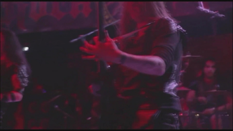 Nox Doloris Way of Deseased Live on MBMC 2014