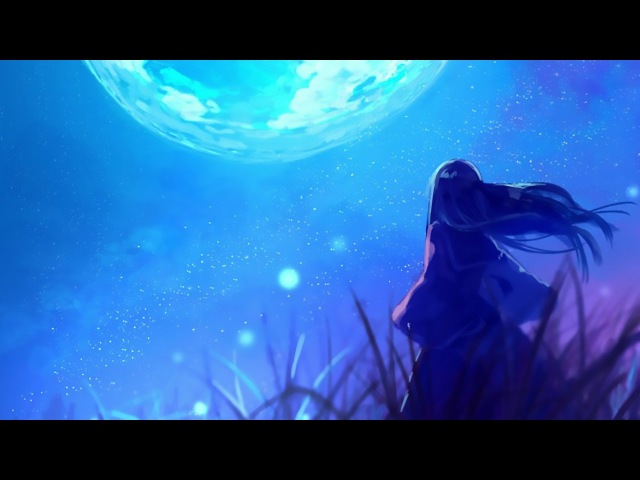 東方German Vocals Electro Trance Hiraeth 「Frozen Starfall」 Subbed