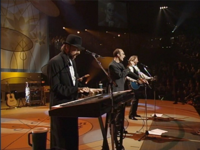 Bee Gees I've Gotta Get A Message To You Live in Las Vegas 1997 One Night Only