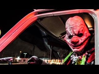 Killer Clown X Short Horror Film - Las Vegas Clowns Sightings