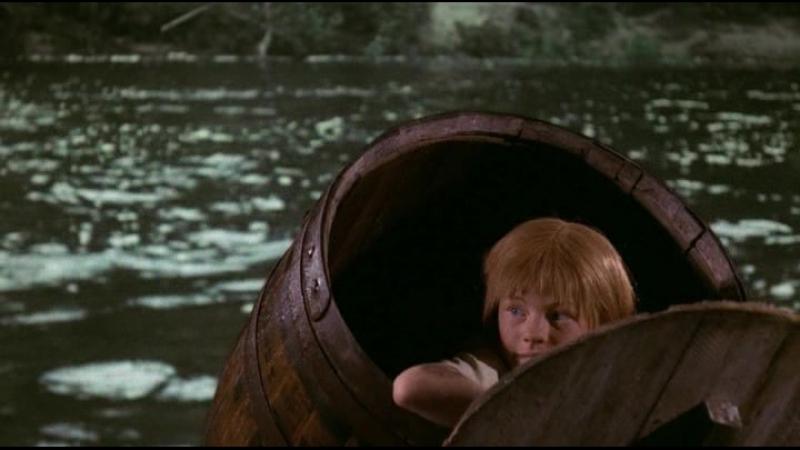 Путешествие с Пеппи Длинный Чулок ФРГ 1970