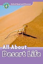 all about desert life read and discover level 4