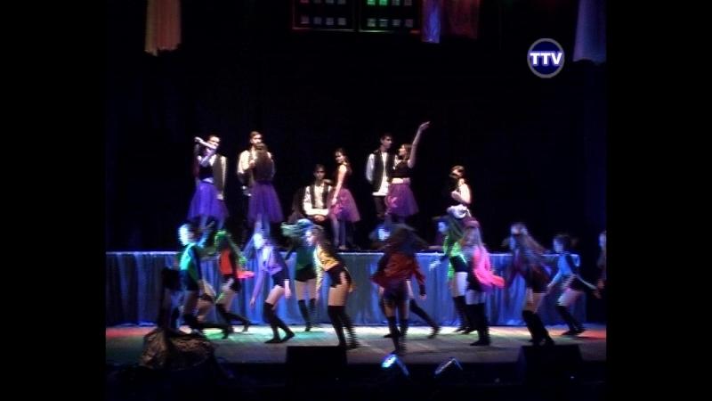 Театрализованный хореографический спектакль Русалочка Торезского театра танца 3Т