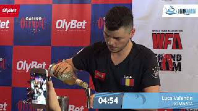 Luca Valentin Final OlyBet Flair Mania 2018