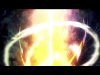 Fate_Zero - Saber Excalibur Scene (edited - attack only) [1080p] (1)