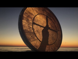 Project For Gaia - Real Shaman Healing Drum Part 4! 60 min.  shamanic trance journey