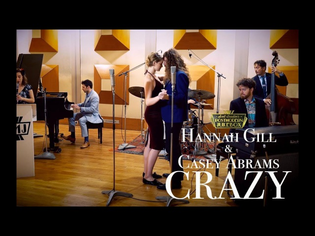 Crazy Gnarls Barkley Space Jazz Cover ft Hannah Gill Casey Abrams