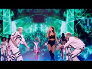 Ariana Grande Victoria Secret Fashion Show 2014 / Выступление Арианы Гранде на Викториа Сикрет