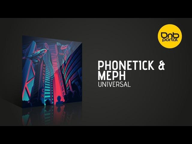 Phonetick Meph Universal Bad Taste Recordings