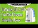 HoMedics UHE CM45 Cool Mist Ultrasonic Humidifier Review