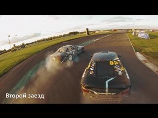 Евгений Сатюков и Евгений Ружейников в TOP8 7 этапа RDS 2017