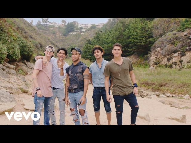 CNCO - Bonita (Official Video)