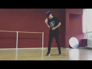 Танец Антона Каплуна ❤😊