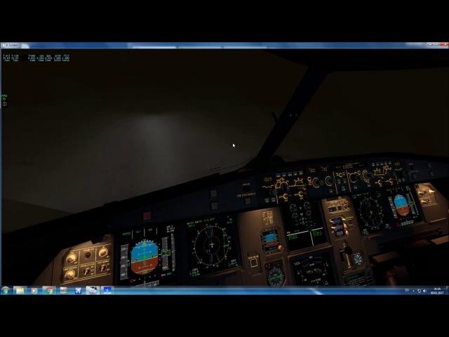 X Plane10 xEnviro UUDD land CAT3