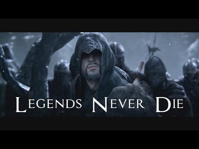 Legends Never Die Ezio Auditore Assassin's Creed GMV