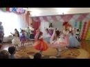танец девочек на выпускном!
