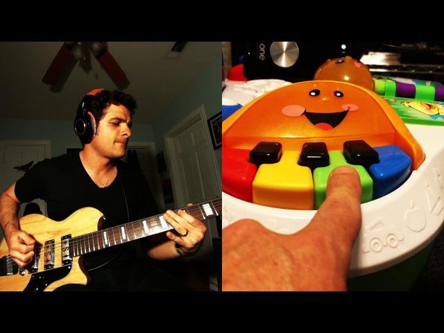 Green Green Yellow Blue Baritone Funk Kids Toys Edition