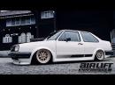 84BASE x Air Lift Performance | Crazy Rabbit Mk2 Madness VW Jetta Mk2 Coupe