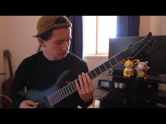INVENT ANIMATE Indigo Guitar Cover TAB