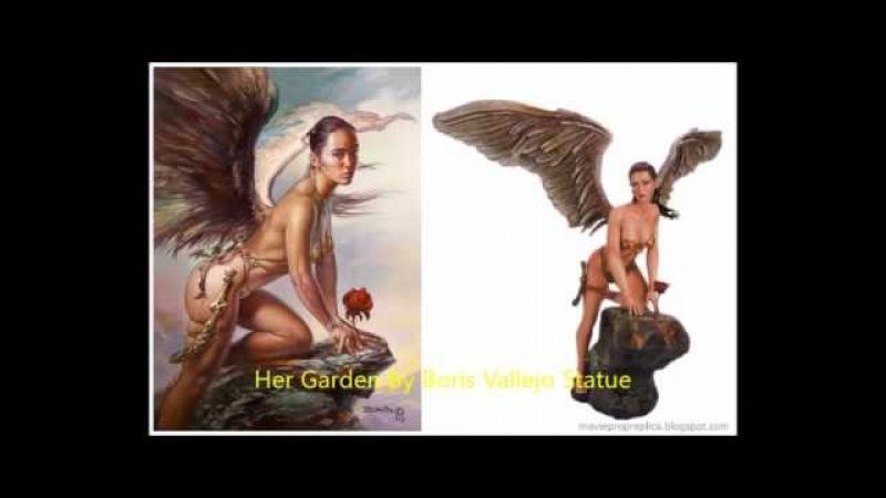 Fantasy Figure Gallery Boris Vallejo Luis Royo Julie Bell