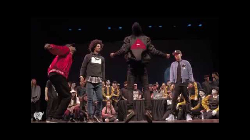 LES TWINS, KING CHARLES and PRINCE JRON, Exhibition Battle | City Dance Onstage 2017