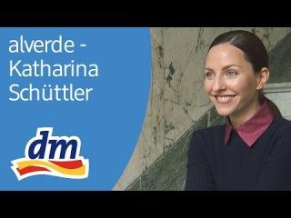 alverde Magazin - Interview des Monats mit Katharina Schüttler