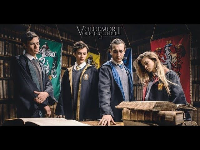 Волан де Морт История наследника Voldemort Origins of the Heir rus AlexFilm