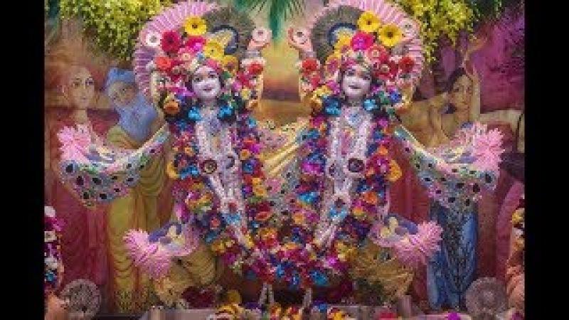ISKCON Global Gaura Purnima Special Deity Darshan