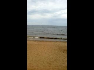 Финский залив#ветер конечно мягко сказать не слабый##прогулка удалась##парусники##волны