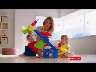 Smyths toys - little people sit 'n stand skyway play set.mp4
