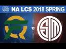 FQ vs TSM - NA LCS Spring 2018 W1D2