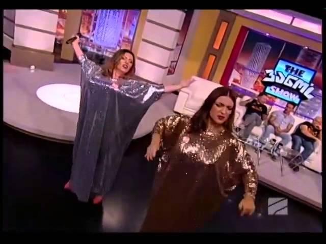 ზოია და მარინა ვანოს შოუ ახალი სიმღერა 11 09 2015