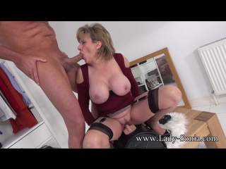 [clips4sale] lady sonia - a fan shoots his cum all over me