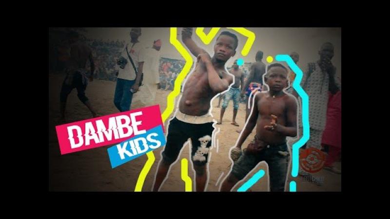 DAMBE WARRIORS 10 - Young gods of Dambe