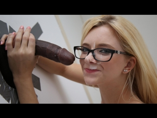 Riley Star - Glory Hole (Blonde, Facial, Fetish, Glasses, Hairy, No Tattoos, Petite)