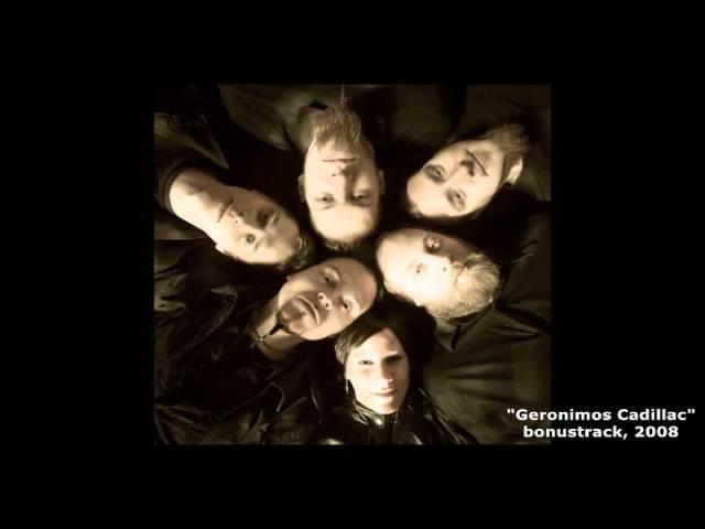 ECLIPTICA - Geronimos Cadillac (unreleased bonustrack from IMPETUS)