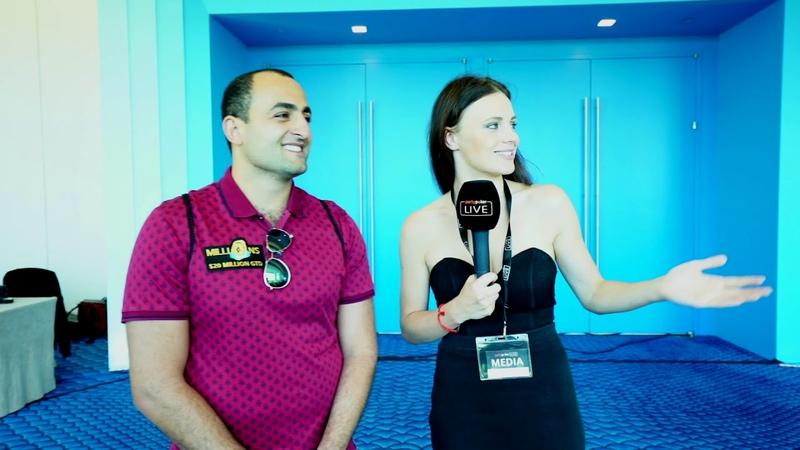 Багамские BreakNews 11 Гарик Тамасян в турнире хайроллеров Caribbean Poker Party