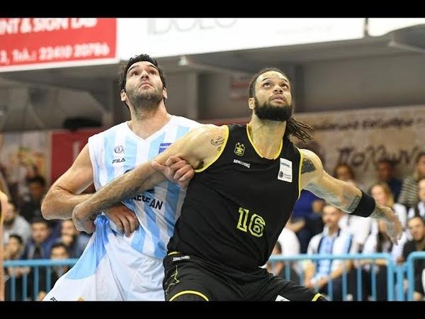 Kolossos Rodou vs Aris 61-72  Highlights 🎥