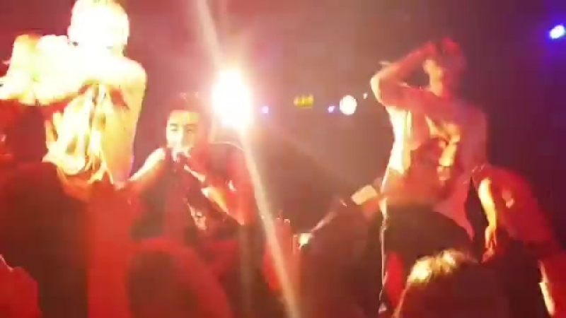 Fancam cut 180416 Rockbottom Kidoh 2018 Live in Europe in London cr @supremeboi kor ig