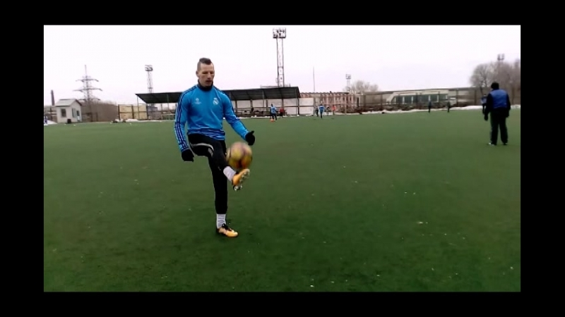 Aleksandr Koskin 7-Freestyle_skills_2018NEW⚽🔥™